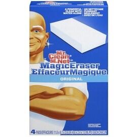Mr. Clean Magic Eraser, Original 4 ea