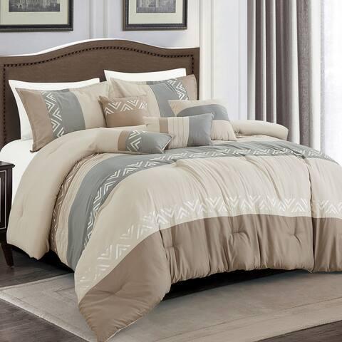 NADDA Luxury 7 Piece Comforter