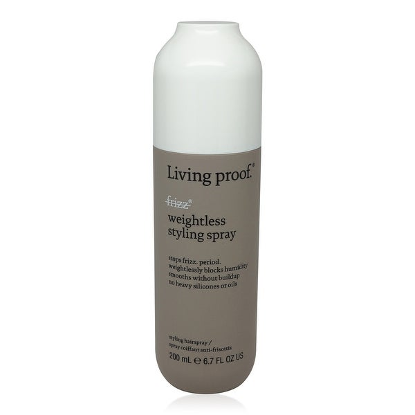 Living Proof No Frizz Weightless Styling Spray for Unisex 6.7 Oz