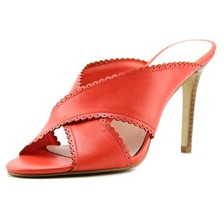 Charles By Charles David Insider Women Open-Toe Leather Heels