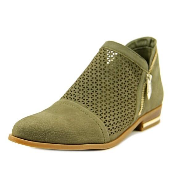 Fergie Ida Women Lizard Taupe Boots