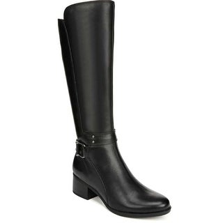 Link to Naturalizer Womens Dane Leather Closed Toe Knee High Fashion Boots Similar Items in Women's Shoes
