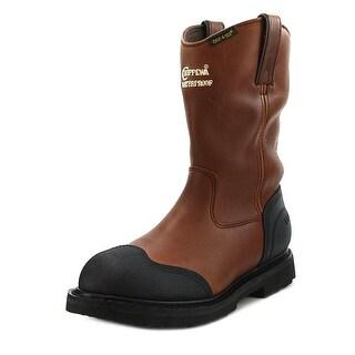 Chippewa Werllington Women Composite Toe Leather Brown Work Boot
