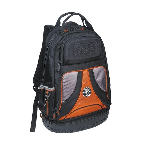 Klein Tools 55421BP-14 Tradesman Pro Organizer Backpack, 39 Pockets