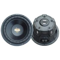 SOUND AROUND/LANZAR AUDIO  12   1600 Watt Dual Voice Coil Subwoofer
