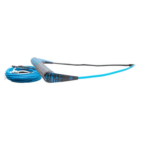 Hyperlite team handle w/75' silicone x-line combo - 77000401