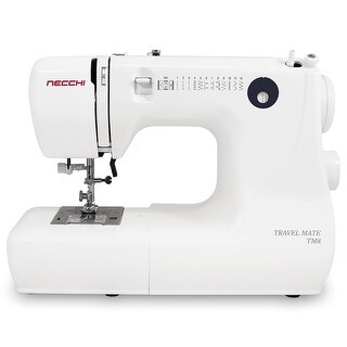 Necchi TM8 3/4 Size 12 LB Sewing Machine
