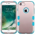 Insten Tuff Hard PC/ Silicone Hybrid Dual Layer Rubberized Matte Case Cover For Apple iPhone 7 - Thumbnail 15