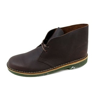 Clarks Men's Desert Boot Brown Oily 67537
