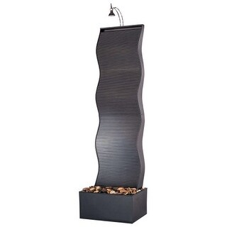 "Kenroy Home 50238 Curves 65"" High Floor Fountain"