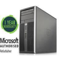 HP 6000 Tower, intel C2D 2.8GHz, 4GB, 500GB, W10 Home, WiFi