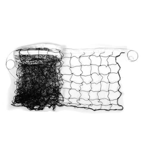 10M x 1M Nylon Retangular Outdoor Indoor Sport Volleyball Braided Knotted Net
