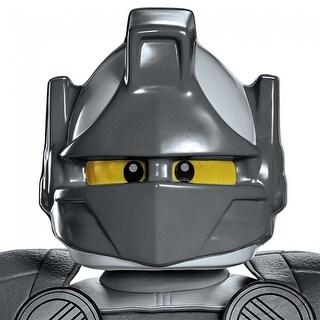 Lego Nexo Knights Lance Lego Costume Mask Child - Grey