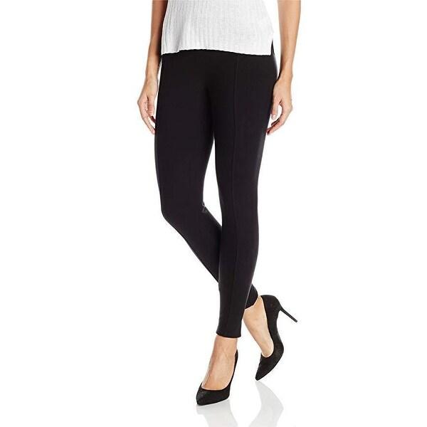 96b9b1846596ec Shop Lysse Women's Clara Cotton Legging, Black, SZ: S - Free Shipping Today  - Overstock - 27069225