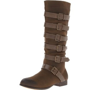 Penny Loves Kenny Women's Krista Motorcycle Strap Boots