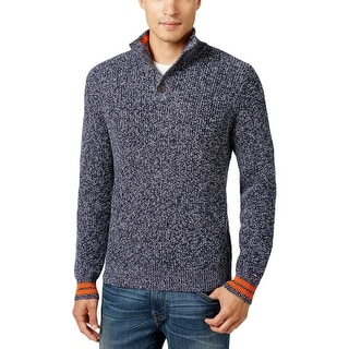 Tommy Hilfiger Mens Sweater Knit Long Sleeves