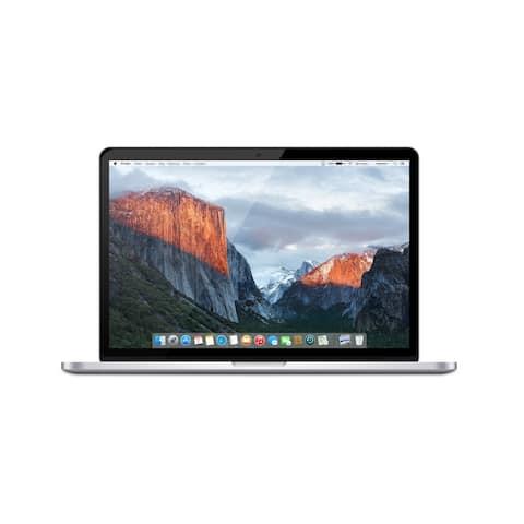 Apple MacBook Pro MJLT2LL/A-C Intel Core i7-4870HQ X4 2.5GHz 16GB 512GB SSD,Silver(Refurbished)