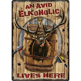 """Link to """"ELKOHOLIC""""  Lives Here Similar Items in Scrapbooking Tools"""