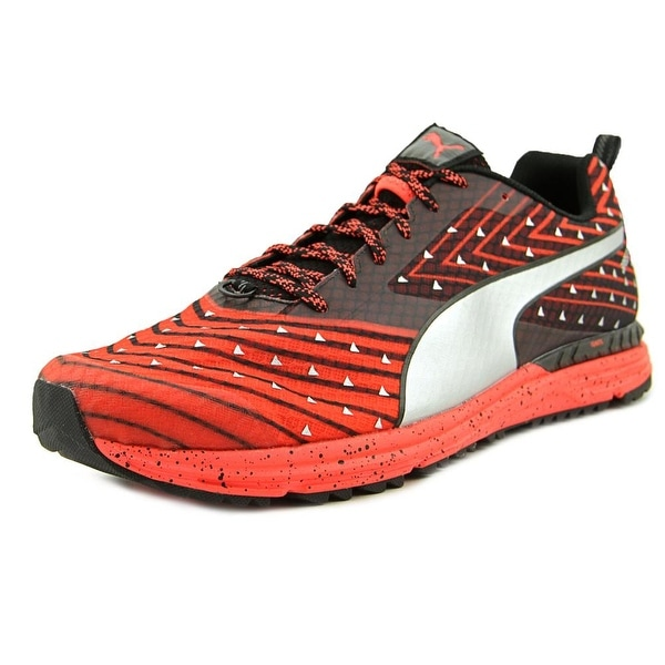 Puma Speed Round Toe Synthetic Tennis Shoe