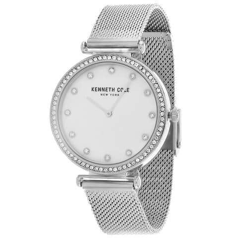 Kenneth Cole Women's Classic Mop Dial Watch - KC50927002 - One Size