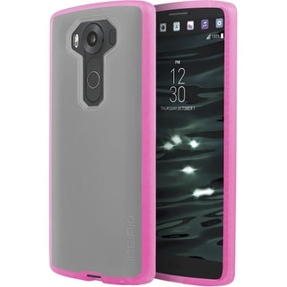 Incipio Octane Protective Case for LG V10 (Frost/Pink)