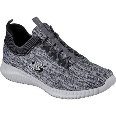 Skechers Men's Elite Flex Hartnell Sneaker Gray/Black