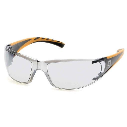 Harley-Davidson Men's Kickstart Sunglasses, Black Frames & Silver Mirror Lens - 00-00-136. Opens flyout.