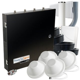 weBoost Small Office PRO - Four Antennas Cell Signal Booster System