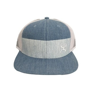 HOOey Hat Mens Baseball Cap High Tide One Size Blue