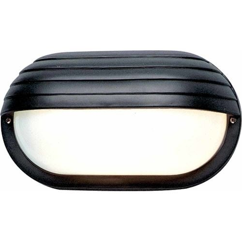 "Volume Lighting V8853 Nautical Outdoor 1 Light 6"" Height Outdoor Wall Sconce wit"