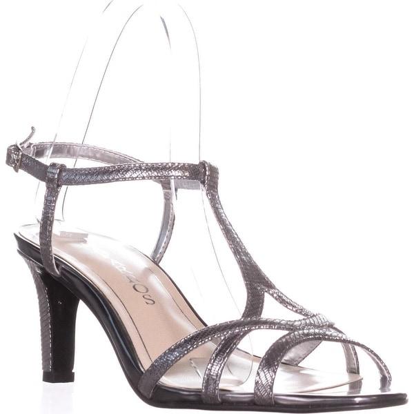 3a4be6a153c Shop Caparros Bonita T-Strap Evening Sandals
