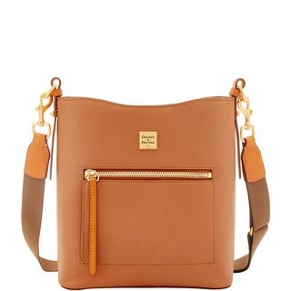 Dooney & Bourke Raleigh Roxy Bag (Introduced by Dooney & Bourke at $328 in Apr 2016) - Saddle