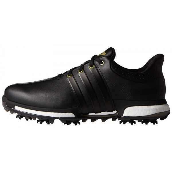 adidas golf shoes black