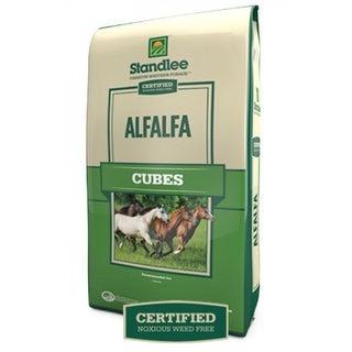Standlee 1180-40111-0-0 Certified Alfalfa Cubes, 40 Lb