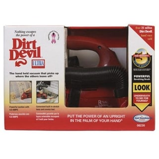 Dirt Devil M08230RED Ultra Power Handheld Vacuum