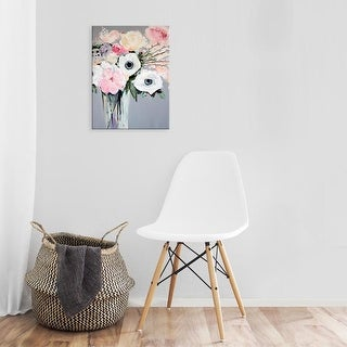 Easy Art Prints Jacqueline Brewer's 'Sweetie Pie' Premium Canvas Art
