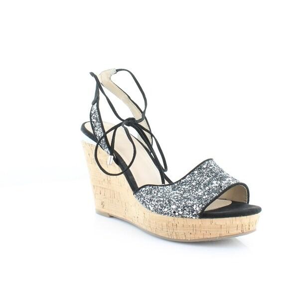 Guess Edinna Women's Sandals & Flip Flops Black Multi