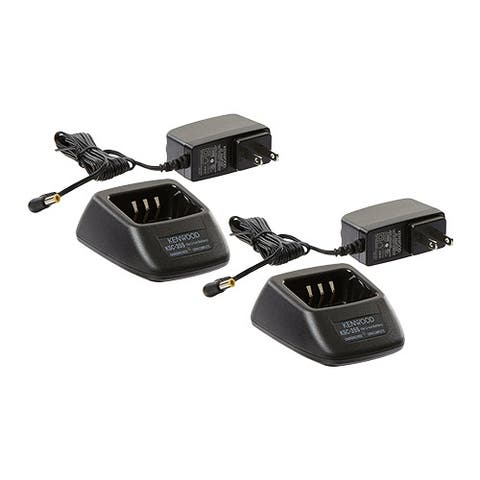 Kenwod Fast Rate Battery Charger (2-Pack) Charger