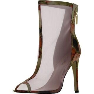 Wild Rose Women's Giselle 01 High Heel Pumps - Pink - 9 b(m) us