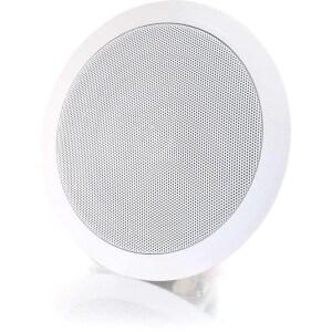 C2g - 6In Ceiling Speaker 8Ohm White