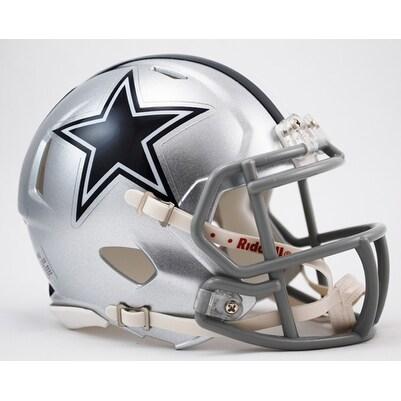 Dallas Cowboys Riddell Speed Mini Football Helmet