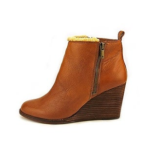 Lucky Brand Women's Yorque Winter Wedge Boots