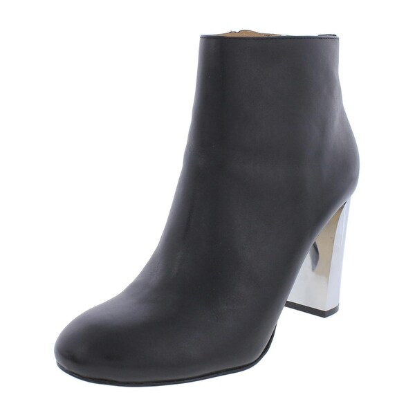 Calvin Klein Womens Savana Booties Ankle Casual