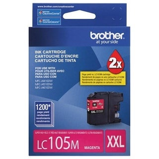 brother PX4565 Brother Printer LC105M Super High Yield Cartridge Ink Magenta