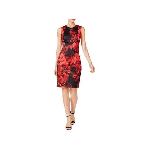 fdede5f7 Blue Calvin Klein Dresses | Find Great Women's Clothing Deals ...