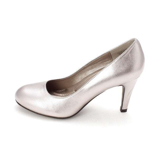 Easy Spirit Womens Reinie Round Toe Classic Pumps - 7.5