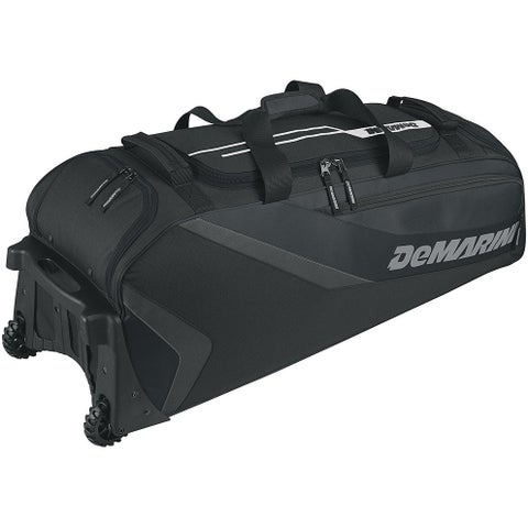 DeMarini Grind Wheeled Bag (Black)