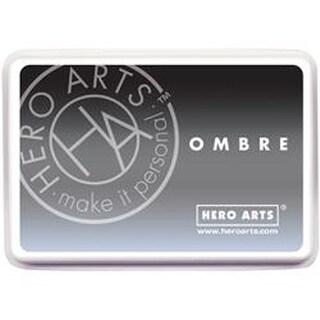 Gray To Black - Hero Arts Ombre Ink Pad