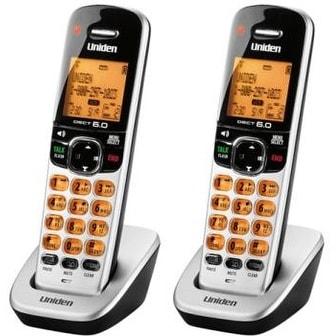 Uniden DCX170-2 Additional Handsets w/ Charger & Backlit Keypad