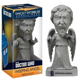 FunKo Wacky Wobbler: Doctor Who - Weeping Angel Toy Figure - multi